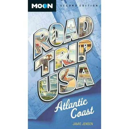 Moon Road Trip USA Atlantic Coast