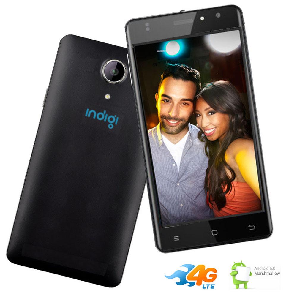 inDigi Unlocked 5in 4G DualSim Android 6.0 Smart Cell Pho...