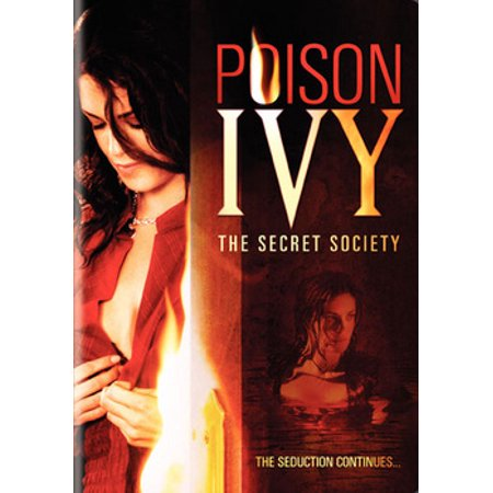 Poison Ivy Catwoman - Poison Ivy: The Secret Society (DVD)