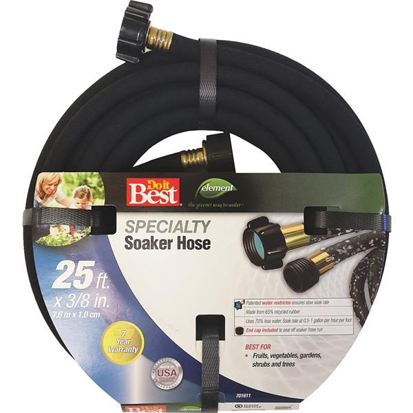 "Swan Products LLC 3/8""x25' Soaker Hose DBSP38025"