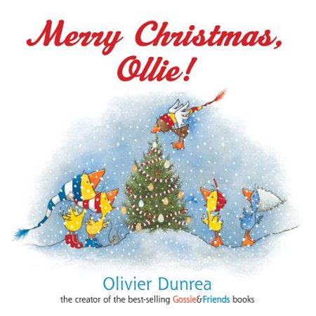 Merry Christmas Ollie (Board Book) ()