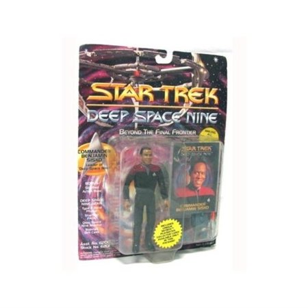 star trek deep space nine commander benjamin sisko 4 inch action figure - Space Commander