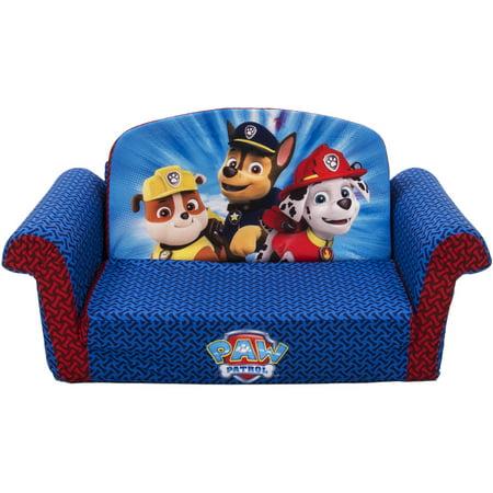 Marshmallow Furniture Paw Patrol Flip Open Sofa
