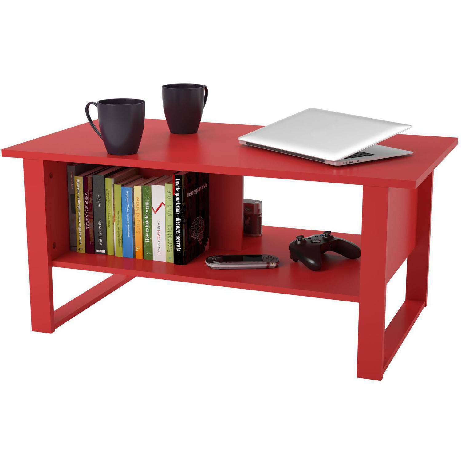 Mainstays Coffee Table Multiple Colors Walmart