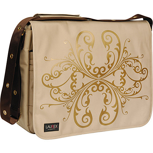 Laurex 17; Laptop Messenger Bag