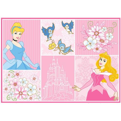 disney - princess rug - walmart