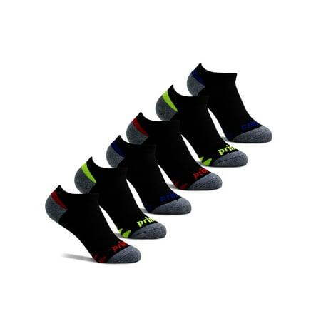 Six Sports Socks (All Sport Low Cut Socks, 6 Pairs (Big Boys) )