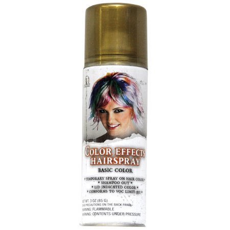 Gold Hair Spray (HAIRSPRAY GOLD ORMD)