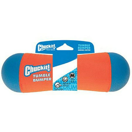 Chuckit Tumble Bumper Toy for Dogs, Random bounce Ship from US..., By Canine Hardware ()