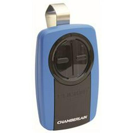 Chamberlain Universal Garage Door Opener Remote Blue