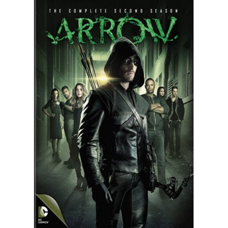 Arrow: The Complete Second Season - Colton Haynes Halloween