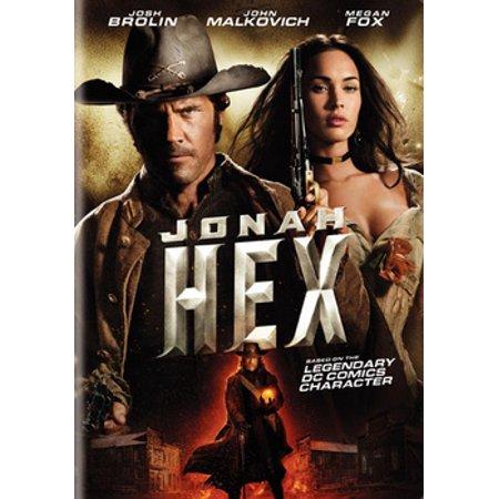 Jonah Hex (DVD) (Jonah Hex Scar)