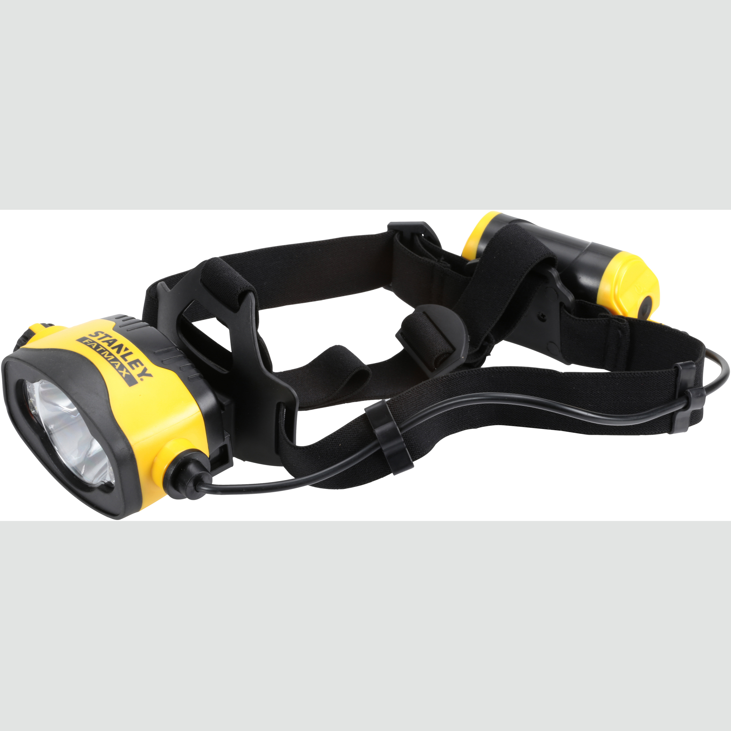 Stanley® Fatmax® Waterproof LED Headlamp Carded Pack