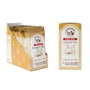 La Tourangelle, Garlic Oil Pouch, 10-pack carton (0.5 fl. oz. per pouch)