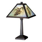 Northwoods Pinecone Accent Lamp