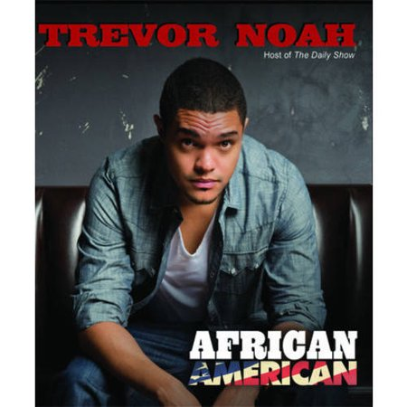 Trevor Noah  African American  Blu Ray
