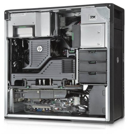 Refurbished HP Z620 SOLIDWORKS Workstation E5-2643 4 Cores 8 Threads 3.3Ghz 32GB 1TB SSD FirePro W7000 Win 10 - image 2 of 3