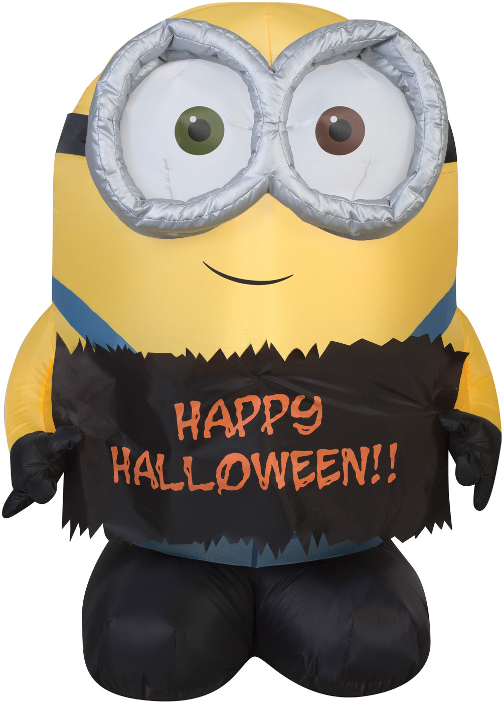 Despicable Me Minion Bob Halloween Sign Inflatable Yard Prop Decoration