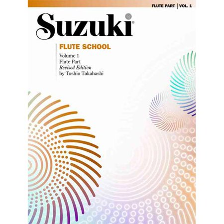 Suzuki Flute School, Flute: Flute Part