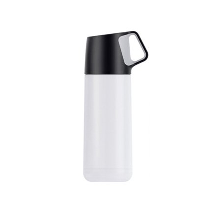 Sports Water Bottle Cool Handle Stainless Steel Cup Insulated Mug Vacuum School (Cool Handle)