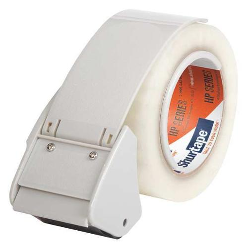SHURTAPE SD 930 Tape Dispenser, 2in., Gray, 6-5/8in.L