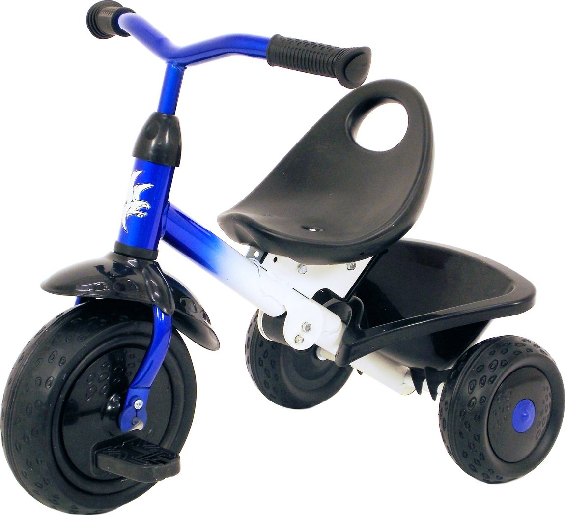 Kiddi-o by Kettler Fold 'n Ride Trike with Adjustable Sea...
