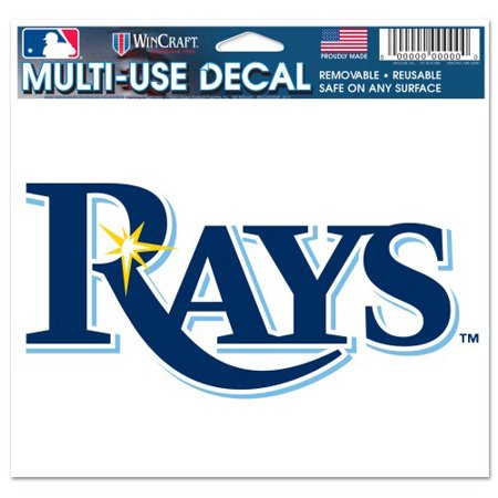 Tampa Bay Rays Window - Tampa Bay Rays WinCraft 5