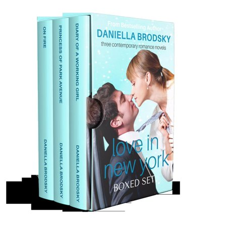 Love in New York Boxed Set: 3 Full Length Contemporary Romantic Comedy Novels - eBook