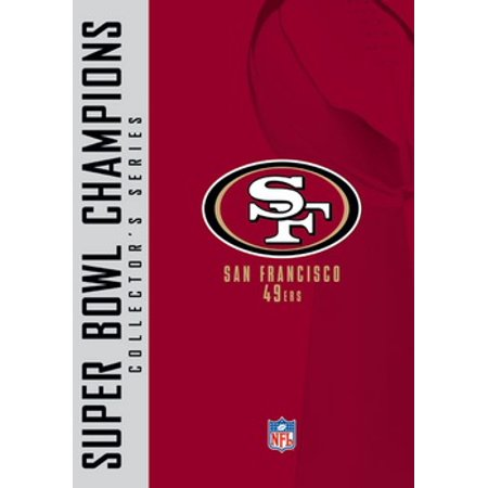 NFL Super Bowl Collection: San Francisco 49ers (DVD)