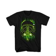 Star Wars Boys' Green Shadow T-Shirt