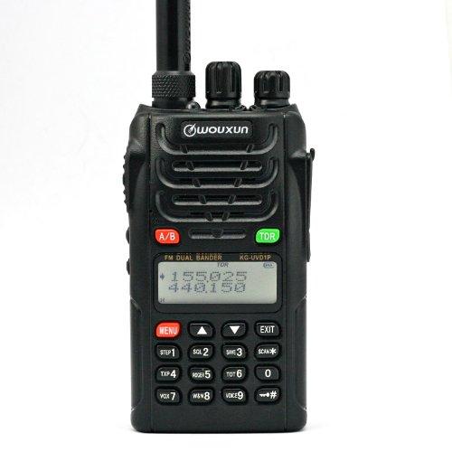WOUXUN KG_UVD1P 136_174 _ 400_470MHz Radio Handheld Trans...