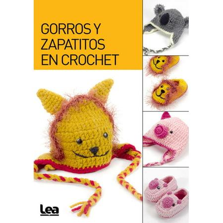 Gorros y zapatitos en crochet - eBook](Gorros A Crochet De Halloween)