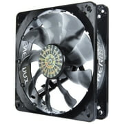 LED TWIST FAN RED T.B. SILENCE 120MM