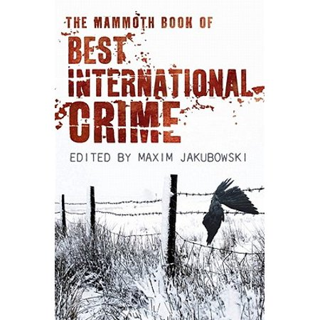 The Mammoth Book Best International Crime - eBook