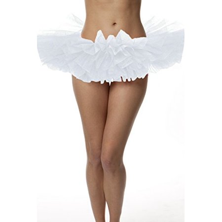 Top Rated Adult Tutu Skirt, ballet tutu style, by BellaSous. Perfect princess tutu, adult dance skirt, rehearsal tutu, or petticoat skirt. Plus size tutu available! Tulle fabric - White tutu