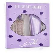 Salvador Dali Purplelight Coffret: Eau De Toilette Spray 30ml/1oz + Body Lotion 100ml/3.4oz For Women