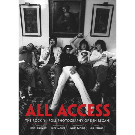 All Access : The Rock 'n' Roll Photography of Ken Regan