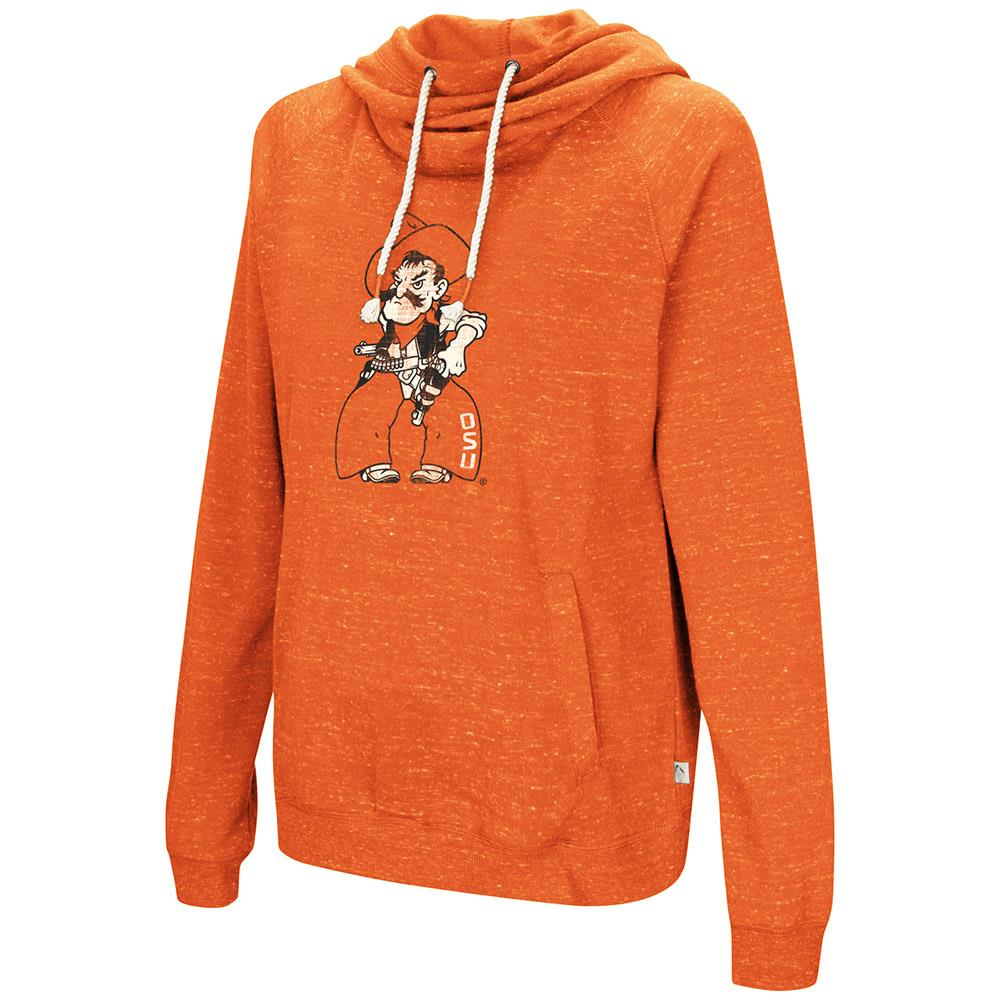 Womens Oklahoma State Cowboys Pull-over Hoodie - S