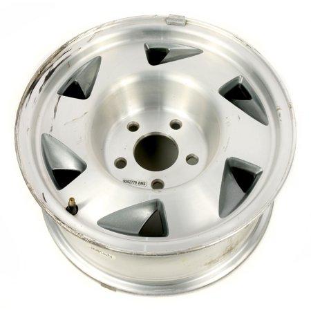 1994-1997 OEM Single GMC Chevrolet Blazer Jimmy Sonoma Wheel 15x7 5 Lug 12355825
