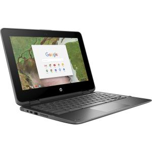 "HP Chromebook x360 11 G1 EE 11.6"" Touchscreen Chromebook N3450 QuadCore 4GB 64GB"
