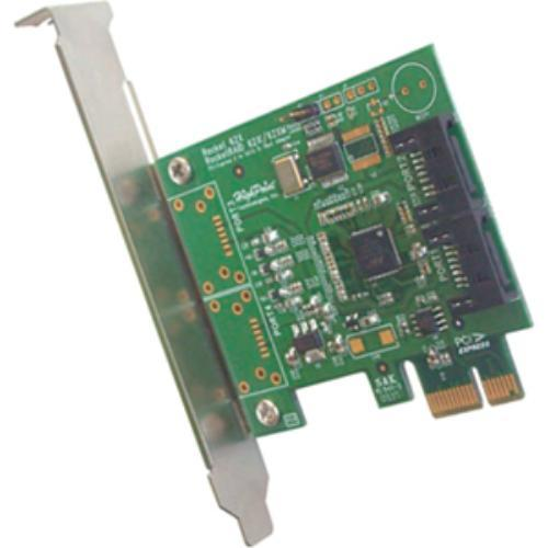 Highpoint Rocket Serial Ata Controller 2 Serial Ata/600 Serial Ata Internal (rocket620)