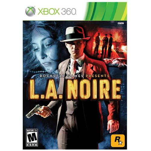 L.A. Noire (Xbox 360) - Pre-Owned