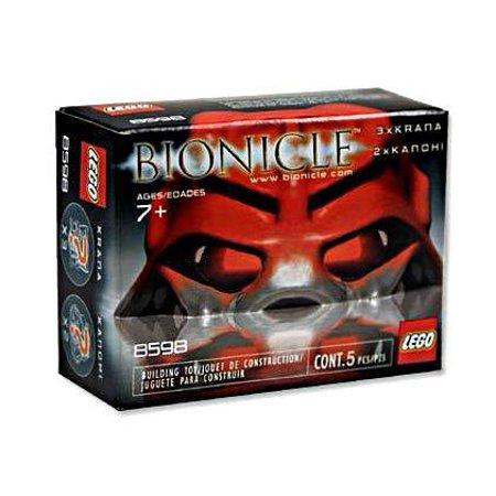 Bionicle Krana & Kanchi Masks Set LEGO 8598