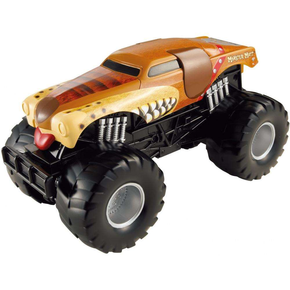 Hot Wheels Monster Jam Monster Mutt Sound Smasher by Generic