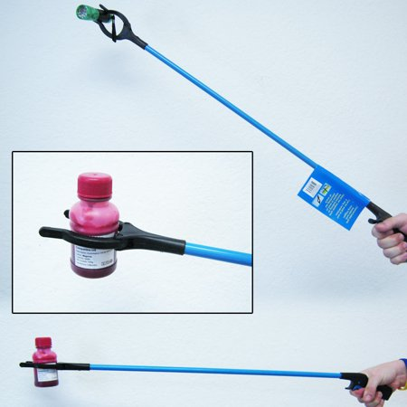 """5 pc easy reach grab grabber pick up reaching 31"""" tool stick extend ..."""