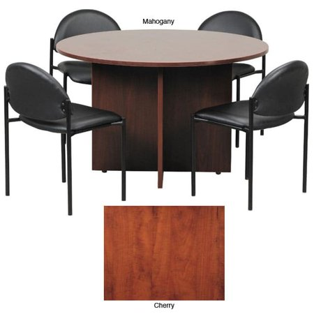 Boss Inch Conference Table And Stackable Chair Set Walmartcom - Conference room table and chairs set