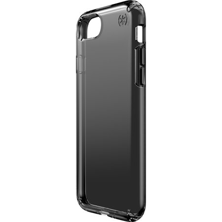Speck Presidio CLEAR Case for iPhone 7 - Onyx black matte Speck Black Leather