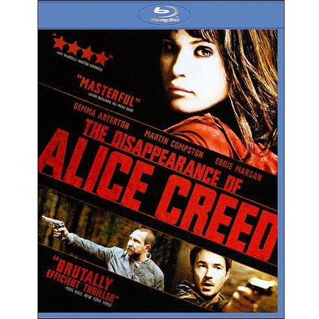 The Disappearance Of Alice Creed  Blu Ray   Widescreen