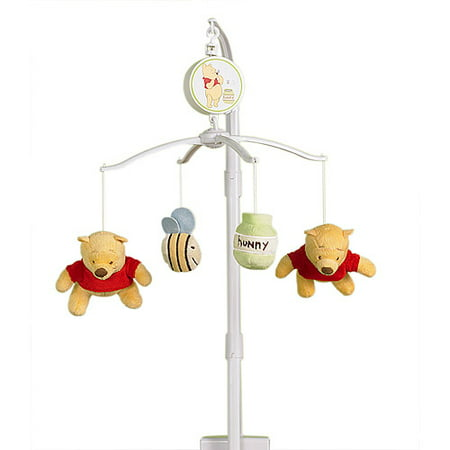 Disney Baby Winnie The Pooh Mobile Walmart Com