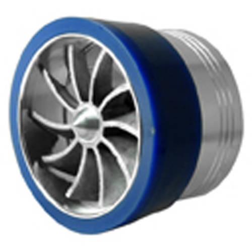 Spec-D Tuning Turbo Fan Blue